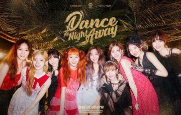 TWICE 新曲 dance the night away ロケ地 日本 沖縄 メンバー 全員 可愛い 画像