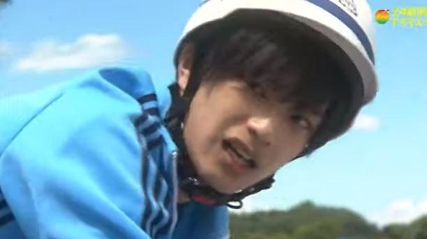 絆のペダル 高橋恭平 演技 かっこいい 上手いと 話題 なにわ男子 主人公 学生時代