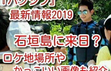 パクシフ 最新情報 2019  沖縄 番組 出演 石垣島 かっこいい 画像