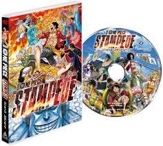ONE PIECE 映画 スタンピード DVD レンタル 開始日 いつ ラベル 予約特典 紹介